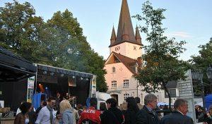 Drolshagen: Folkfest auf dem Marktplatz