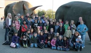 Drolshagener Rettungsschwimmernachwuchs im Münsteraner Zoo