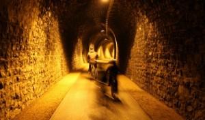 Drolshagen: Eisenbahntunnel wurde Radfahrertunnel