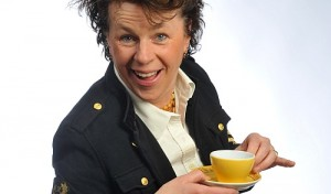 Margie Kinsky (Springmaus-Theater) mit 1. Soloprogramm zu Gast in Drolshagen