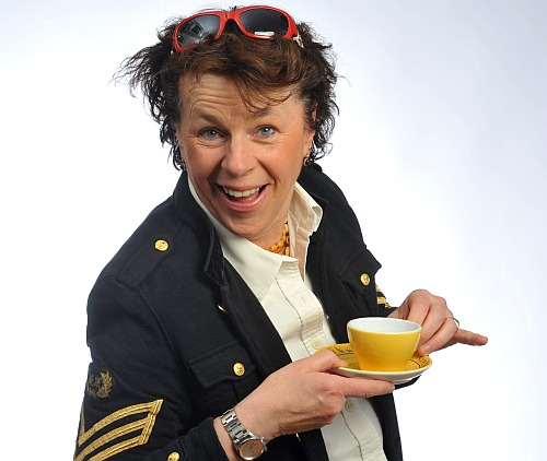 Photo of Margie Kinsky (Springmaus-Theater) mit 1. Soloprogramm zu Gast in Drolshagen