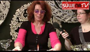 Siegen: Kunsthandwerkermarkt – Interview mit Sabine Gottschalk (Video)