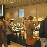 Kunsthandwerkermarkt in der Siegerlandhalle - schöne Sachen für jeden Geschmack - Foto: Sven-Oliver Rüsche