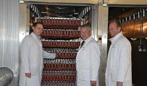 REWE-Fleischerei beginnt mit Produktion