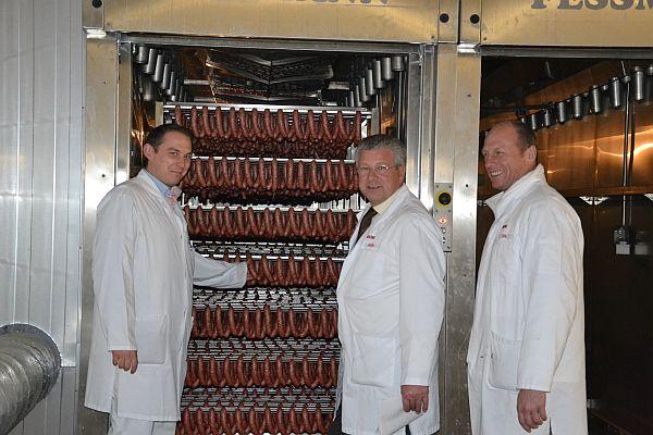 Photo of REWE-Fleischerei beginnt mit Produktion