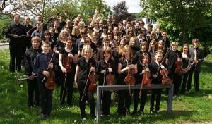 Konzert des Jugendsinfonieorchesters