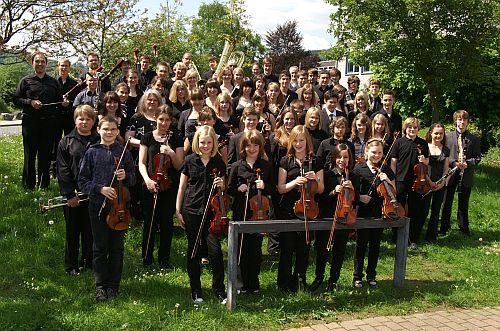 Photo of Konzert des Jugendsinfonieorchesters