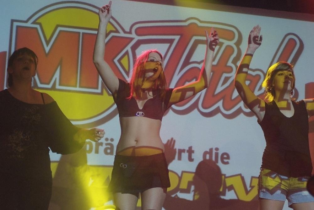MK total Partynacht - ohne Krause, aber dafür mit Wendler, Becker und Olaf Henning.