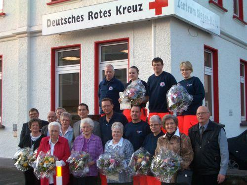 """Photo of DRK Siegen-Nord hatte """"rundum erfolgreiches Jahr 2011"""""""