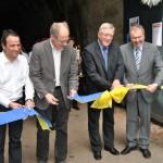 <b>Drolshagen: Tunnelfest am neuen Fahrradtunnel (Fotostrecke)</b>