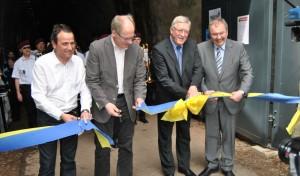 Drolshagen: Tunnelfest am neuen Fahrradtunnel (Fotostrecke)