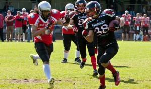 28:20 – Sentinels 'back on track' – verdienter Sieg in Wuppertal