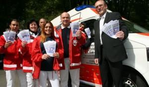 Rotes Kreuz sucht Fördermitglieder, um eh-renamtliche Arbeit vor Ort zu stärken