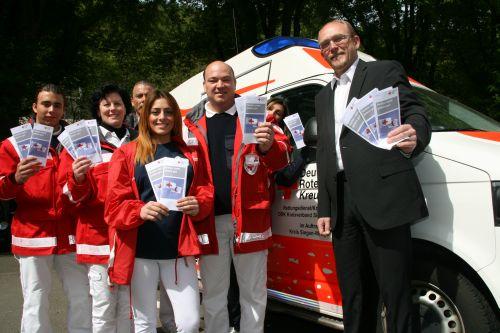 Photo of Rotes Kreuz sucht Fördermitglieder, um eh-renamtliche Arbeit vor Ort zu stärken