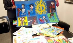 Johannesschule gewinnt 1. Soester Grundschul-Malwettbewerb