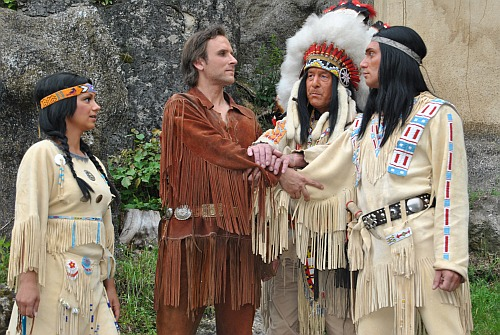 winnetou schwester
