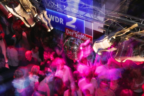 WDR 2 Hausparty im Harenberg City-Center, Königswall 21, 44137 Dortmund
