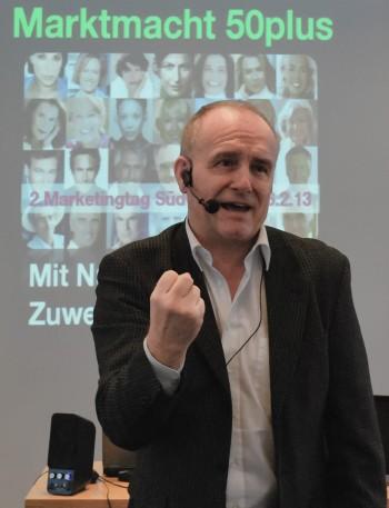 Hans-Georg Pompe aus Bruchsal referierte im bbz Arnsberg
