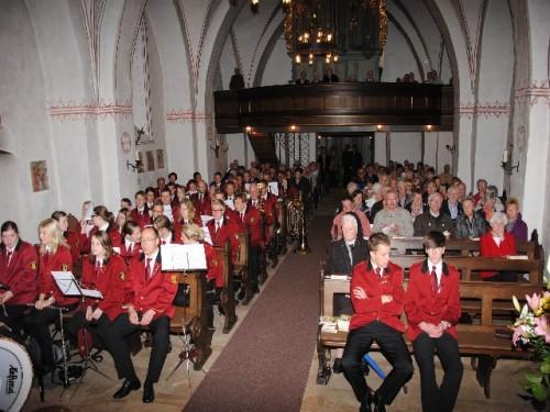 Gottesdienst in der Pfarrkirche Rahrbach