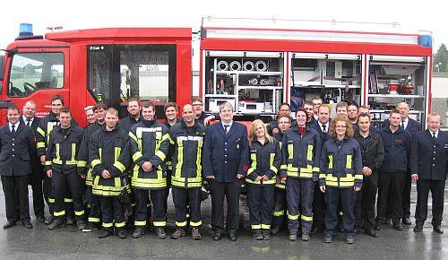 Photo of 53 neue Maschinisten verstärken die Feuerwehren im Hochsauerlandkreis