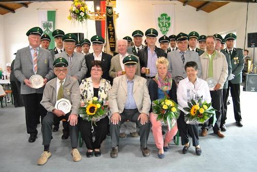 Photo of Schützenfest Altenkleusheim (Sonntag) 2013