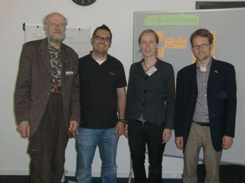 Photo of Netzwerk BEATE veranstaltet Workshop