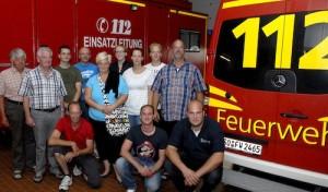 Besucher vom Rettungszentrum beeindruckt
