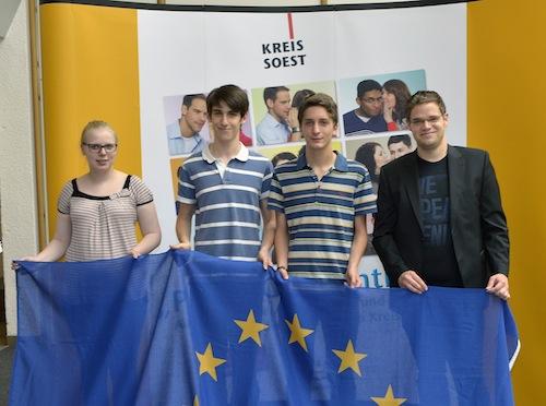 Photo of Italienische Gäste mögen den Kreis Soest