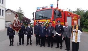 Feuerwehr Brilon – Neues Tanklöschfahrzeug TLF 4000 im Dienst