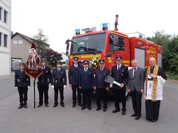 Photo of Feuerwehr Brilon – Neues Tanklöschfahrzeug TLF 4000 im Dienst