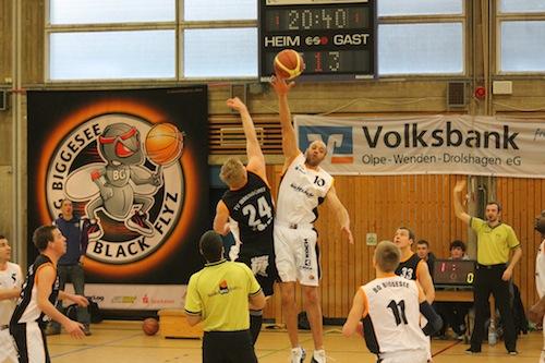 Mit einem sehr interessanten Vorbereitungsplan geht Basketball-Regionalligist BG Biggesee in die neue Saison. Höhepunkt der Pre-Season ist das Benefizspiel gegen die Basketballer des FC Schalke 04 am 24. August in Olpe. (Foto: BG Biggesee)