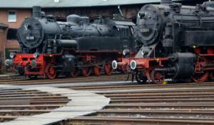 Sommerfest der Eisenbahnfreunde Hönnetal in Binolen