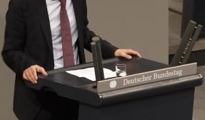 Vogel unter den Top-5 der aktivsten Bundestagsredner aus NRW