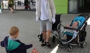 Mika zurück im Leben: Stammzellenspende war erfolgreich