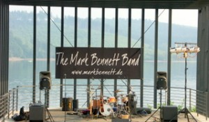 """Mittwochs am Sorpesee"" mit ""The Mark Bennet Band"""