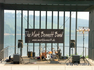 "Photo of ""Mittwochs am Sorpesee"" mit ""The Mark Bennet Band"""
