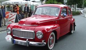 Oldie-Rallye durch das Sauerland