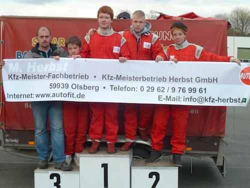 Photo of Superkart-Lauf des AMC Velmede und MTC Olsberg