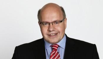Bundesumweltminister Peter Altmaier (Quelle: Matthias Heider)