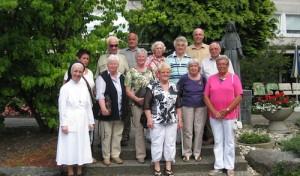 Gewinner des Seniorennachmittags im Bergkloster Bestwig