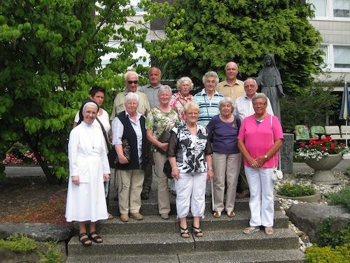 Photo of Gewinner des Seniorennachmittags im Bergkloster Bestwig