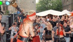 Über 20.000 beim Mittelalterfest in Altena
