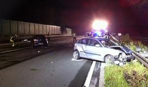 Arnsberg: Verkehrsunfall mit zwei Schwerverletzten
