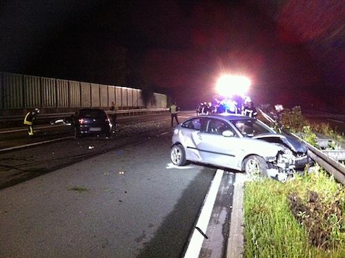 Photo of Arnsberg: Verkehrsunfall mit zwei Schwerverletzten