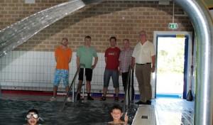 Wasserfreunde übernehmen Aufsicht im Schwimmbad Velmede