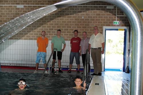 Photo of Wasserfreunde übernehmen Aufsicht im Schwimmbad Velmede