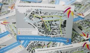 """""""Schnell gefunden – Fahren & Parken in der Innenstadt"""""""