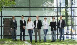 Ausbildungsstart 2013: Creditreform Hagen begrüßt drei neue Auszubildende