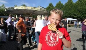 Ab durch die Läden: Bei der Gastgarten-Rallye winkt ein iPod