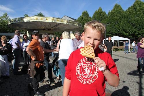 Photo of Ab durch die Läden: Bei der Gastgarten-Rallye winkt ein iPod